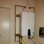 Tankless water hater